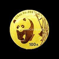 2001 1/4 oz Gold Panda Coin