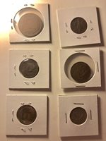 Rare Early 1900's Foreign Coins Lot