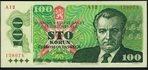 Czechoslovakia P-97100 Korun 1989Price: $15.00