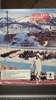 USPS Stamp Collecting Kit WINTER OLYMPICS Item #857