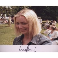 HOWARD Laura Midsomer Murders Signed Photo 264F UACC COA