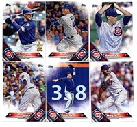 ae304a5c555d4 Collectors.com - Trading Cards - TOPPS - TOPPS TEAM SET CUBS