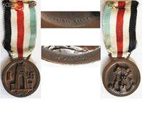 FM0670. GERMAN/ITALIAN AFRIKA MEDAL, bronze