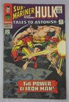 TALES TO ASTONISH #82 AUG 1966 SUB-MARINER VERSUS IRON MAN INCREDIBLE HULK