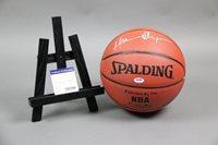 Hakeem Olajuwon Autographed Basketball