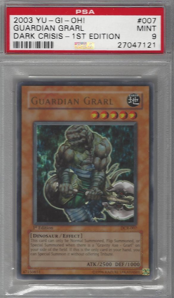 Guardian Grarl Ultra Rare
