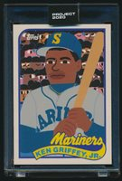 Topps Project 2020 Card #88 Ken Griffey Jr by Keith Shore 1989 w/Box PR:99177