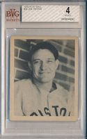 1939 PLAY BALL #20 JOE HEVING - BVG 4 VG-EX (SVSC) - CENTERED!