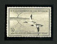 US Stamps # RW23 VF-XF OG NH Fresh