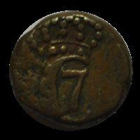 Indes Danoise- Christian VII 1790 KAS