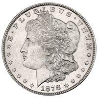 1878-CC Morgan Dollar Brilliant Uncirculated 1878-CC Morgan Dollar Brilliant Uncirculated