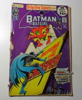 DETECTIVE COMICS #418 DEC 1971 BATMAN CREEPER BATGIRL G/VG 3.0