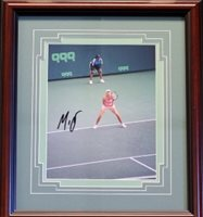 Maria Sharapova Autographed Photo