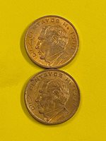 MEXICO 10C 1966-1967 FREE SHIPPING