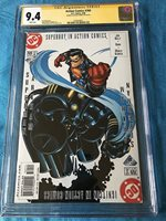 Action Comics #769 - DC - CGC SS 9.4 NM - Signed by Ed McGuinness - Superman