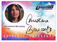 Cryptozoic DC Legends of Tomorrow Season 1-2 Sarah Grey Autograph #SG QTY