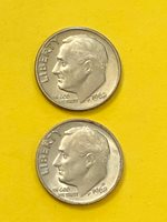DIOME 1968PD UNCIRCULATED FREE SHIPPING