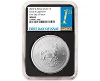 2018-S Proof $1 American Silver Eagle NGC PF70UC FDI ALS Label Red Core