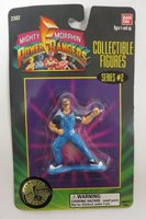 Vintage 1994 Mighty Morphin BLUE Power Ranger SERIES 2 Action Figure Bandai NEW