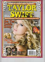 TAYLOR SWIFT BLAST MAGAZINE 2009 COLLECTOR'S EDITION WOMEN OF COUNTRY MUSIC