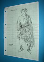 BRAVEHEART Wallace 'Early On' Costume Design