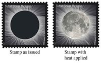 #5211 – 2017 First-Class Forever Stamp - Total Solar Eclipse