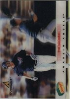1997 Denny's Holograms Baseball Card Pick