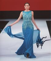 Blanca Blanco Signed Teen Star Academy Fishes 'n Loaves: Heaven Sent Color 8x10 162192812411