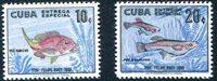 Lot id: 6647 - Cuba E26 - E27 Topical FishScott E26 - E27 Special Delivery Fish