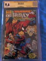 Spider-Man #23 - Marvel - CGC SS 9.6 NM+ -Signed by Erik Larsen