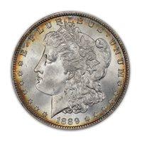 1889-O $1 MS65+ PCGS
