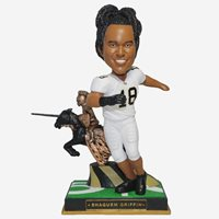 Shaquem Griffin #18 UCF Golden Knights Rookie Special Edition Bobblehead FREE