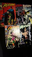 Robin #1-5 Complete Set (1991, DC) Mini-Series Bolland Covers Batman Tim Drake