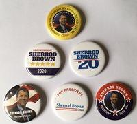 Sherrod Brown 2020 Presidential Hopeful Set of 6 (BROWN-ALL)