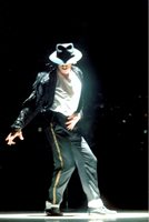 MICHAEL JACKSON FIVE 5 KING OF POP DANCING ON TOES PICTURE 8x10 PHOTO