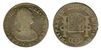 1808 Mexico 1 Real TH (Cir)1808 Mexico 1 Real TH (Cir)