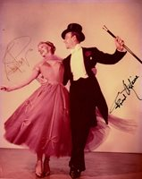 Fred Astaire photo w/reproduction signature archival quality