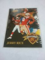 Jerry Rice SP San Francisco 49ers Offense Inc 1996 Score No Of6