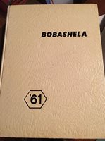 1961 Millsaps College Jackson Mississippi Bobashela Yearbook