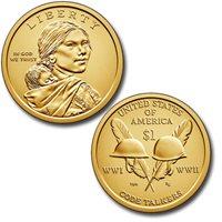 2016-P Native American Dollar (BU)2016-P Native American Dollar (BU)