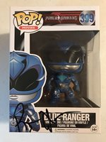RJ Cyler Signed Autographed Power Rangers Movie Funko Pop Billy Coa