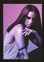 2010 Alicia Keys Concert program Element of Freedom Tour Book