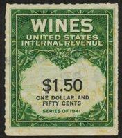 Scott RE 148, F-VF, &1.50 wine