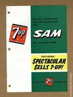 7-Up Sam Vol. 05 10 VG+ 4.5