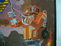 K198364 STAKS MIB MINT IN BOX W DECALS SUPER GOBOTS 100% COMPLETE ORIGINAL 1984