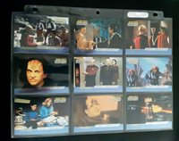 Star Trek: The Next Generation Profiles First Contacts Complete Set
