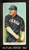 1909 T206 Frank Isbell Chicago White Sox (Baseball Card) Dean's Cards 4 - VG/EX