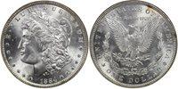 1884 Morgan $1 NGC MS65
