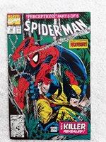 Spider-man #12 (Jul 1991 Marvel) Vol #1 VF-