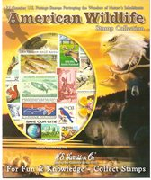 American Wildlife U.S. Starter Stamp Collection